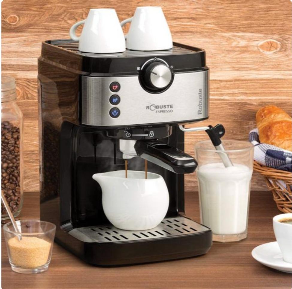 Machine à café avec bras automatique Robuste CM15