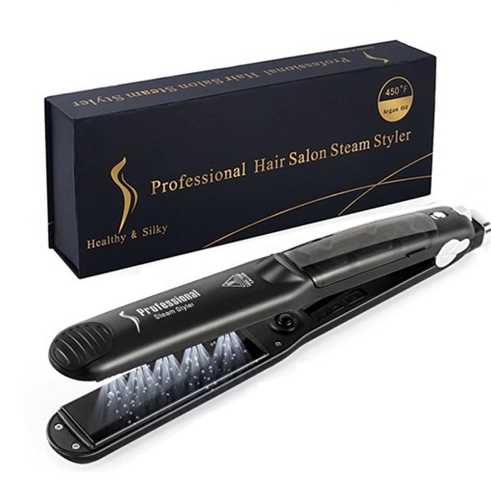 kfHb1ef16e229eb420591e88f7df58597d0t1pcs-Professional-Steam-Straightener-Ceramic-Steam-Straightener-Sew-Hair-Straightener-Hair-Curler-Steam-Boat