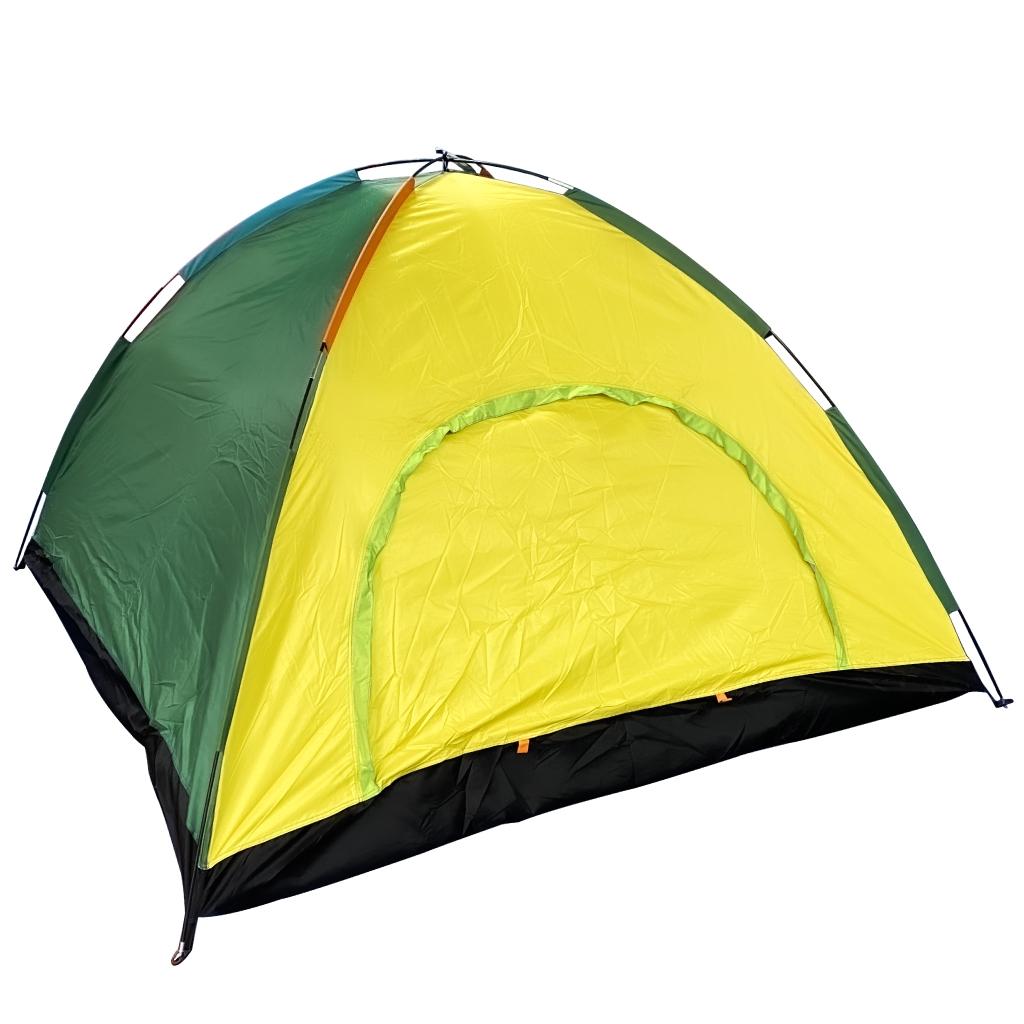Tente-4pers-jaune-vert