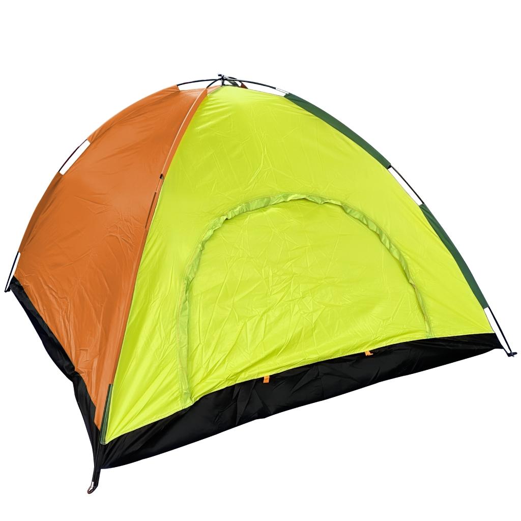 Tente-4pers-Vert-Orange