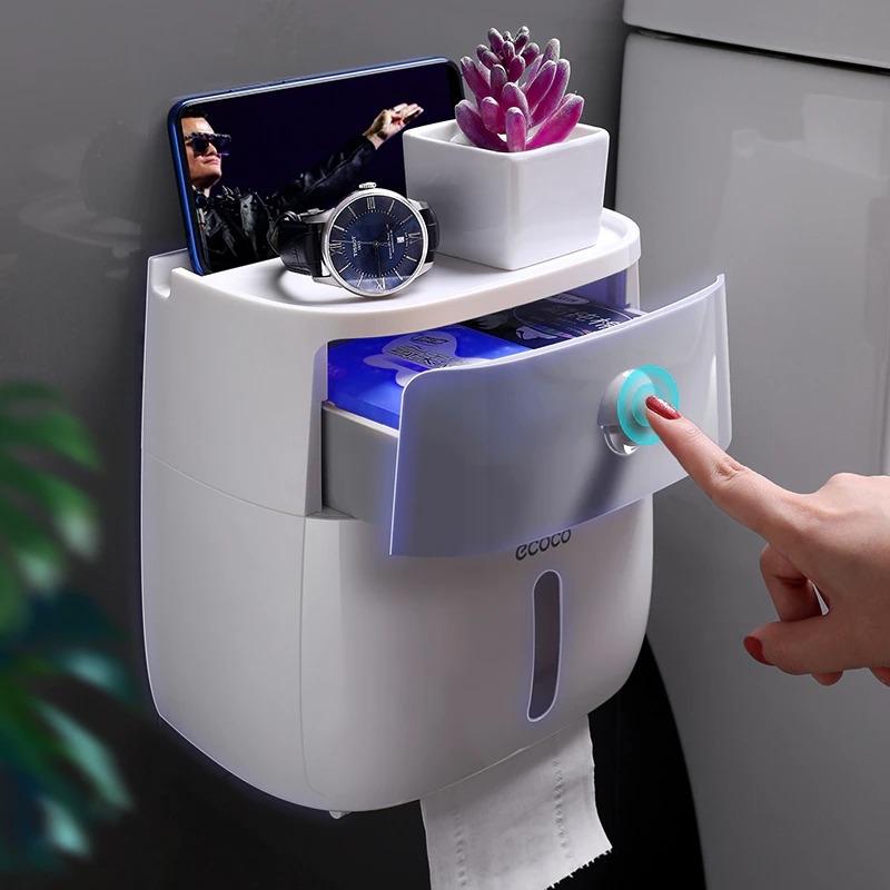 صندوق تخزين الحمام مقاوم للماء