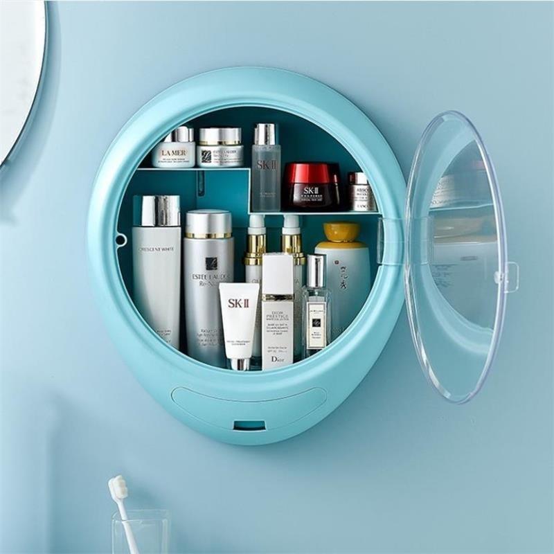 منضم ادوات التجميل في الحمام